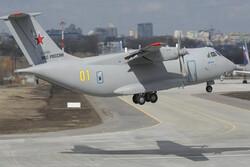 Russian military plane crash leaves no survivors (+video)