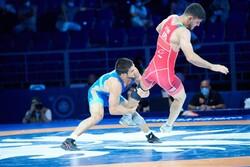 ذهبيتان وبرونزية لإيران في بطولة العالم للشباب للمصارعة الحرة