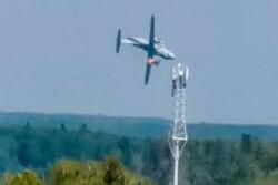 هواپیمای نظامی روسیه سقوط کرد/ ۳ نفر کشته شدند