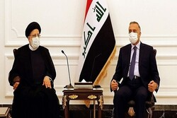 Raeisi holds phone call with Al-Kadhimi