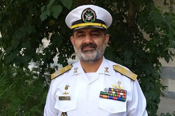 İran Ordusu Deniz Kuvvetleri Komutanı değişti