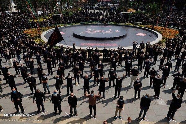 تجمع بزرگ تاسوعا و عاشورای حسینی در رشت برگزار می شود