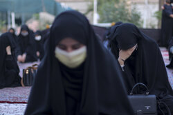 برگزاری همایش رهروان زینبی در ۵ بقعه متبرکه البرز