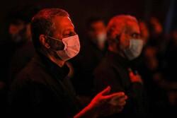 مراسم عزاداری شب تاسوعای حسینی(ع) در پادگان ۰۶ ارتش برگزار شد