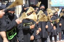 برگزاری مراسم عزاداری تاسوعای حسینی در ارومیه
