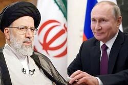 بوتين يبحث مع نظيره الإيراني بشأن أفغانستان والاتفاق النووي