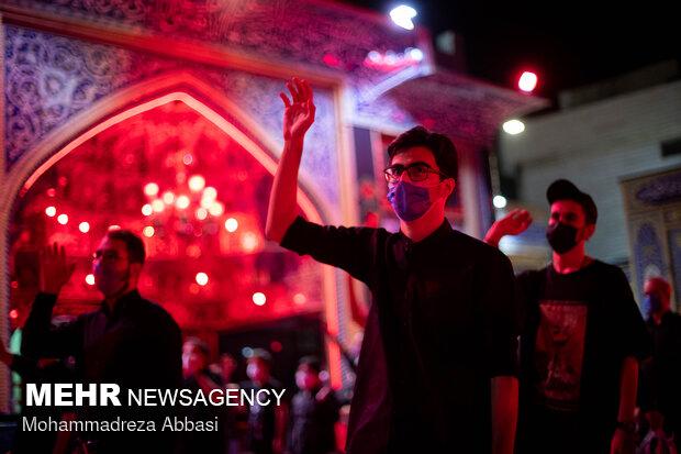 Tahran'da Tasua etkinliği