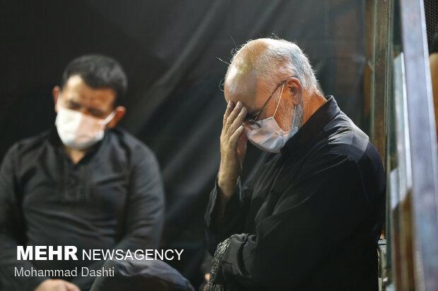 """İran'da """"Tasua günü"""" etkinliği"""