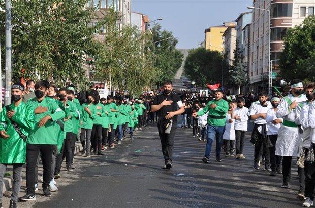 Türkiye'de Kerbela şehitleri anıldı