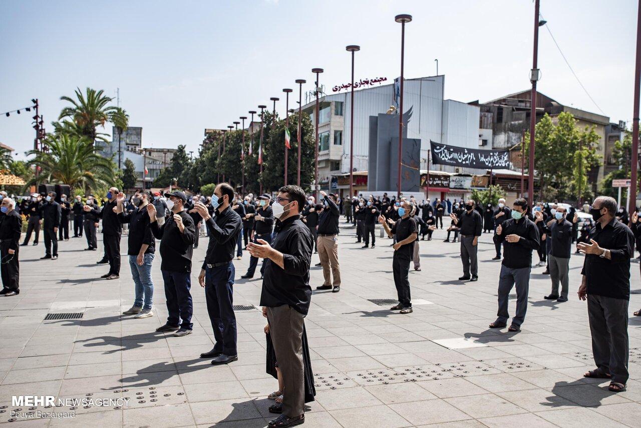 آذربایجان غربی در سالروز تاسوعا غرق ماتم و عزا شد