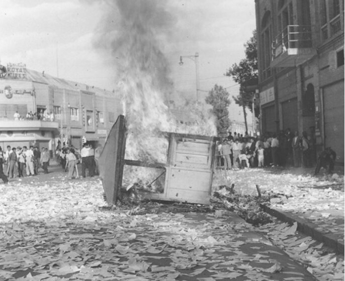 From Nationalizing Iran oil to  CIA-backed evil coup of 1953