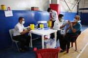 Total vaccine jabs in Iran hit 84.3m