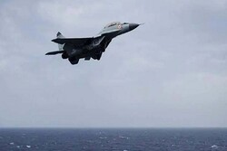 Pilot killed in MiG-29 fighter crashes in Russia's Astrakhan