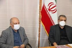 نشست سرپرست کاروان پارالمپیک با سفیر ایران در ژاپن