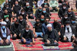 نماز ظهر عاشورا در آذربایجانغربی اقامه شد