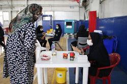 سپاه البرز ۸ مرکز واکسیناسیون در اختیار علوم پزشکی قرار میدهد