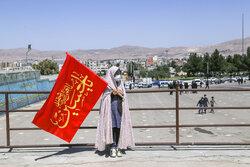 عزاداری عاشورای حسینی در بجنورد