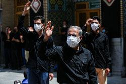 مرثیه خوانی ۳ مداح معروف در دهه دوم ماه محرم