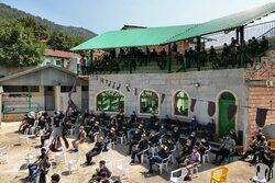 آیین عزاداری در بقاع متبرکه مازندران