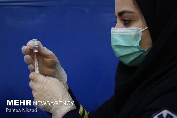 تطعيم اكثر من 22 مليونا و 500 الف جرعة من لقاحات كورونا في البلاد