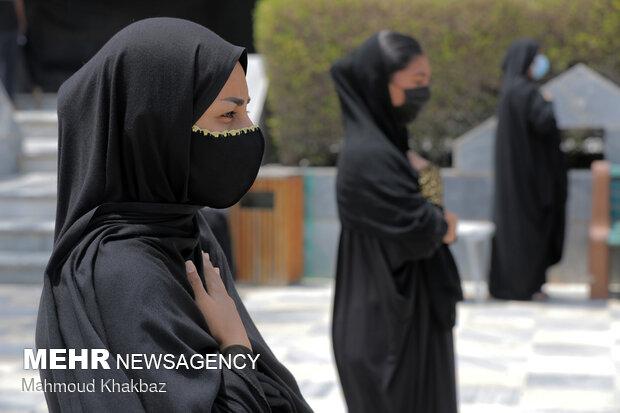 عزاداری عاشورای حسینی در جزیره کیش