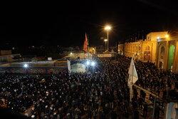 Zencan'daki Şam-ı Gariban merasiminden fotoğraflar
