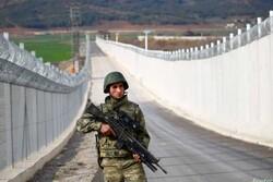 ترکیه ۷۵۰ نیروی ویژه در مرزهای شرقی مستقر کرد