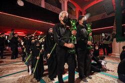 زنجان میں شام غریباں منعقد