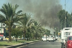 Fire breaks out at Baghdad University
