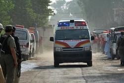 انفجار بمب در بلوچستان پاکستان با ۳ کشته و ۲۰ زخمی