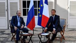 بوتين وماكرون يدعوان الى مواصلة مفاوضات احياء الاتفاق النووي