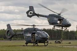 آلمان دو فروند بالگرد سبُک به پایتخت افغانستان اعزام می کند