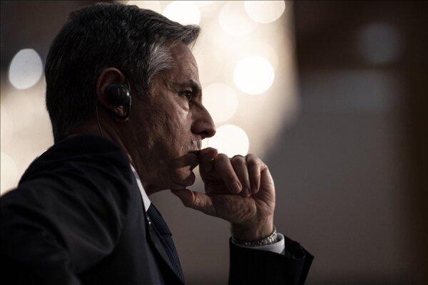 «آنتونی بلینکن» آماج خشم سناتورهای آمریکایی قرار گرفت