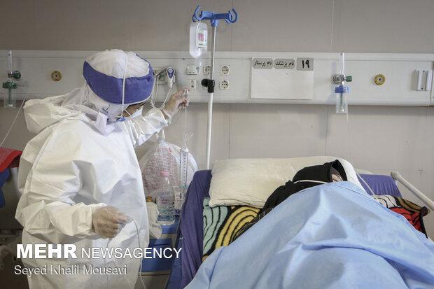 ۶۱ بیمار مبتلا به کرونا در خراسان شمالی بستری شدند