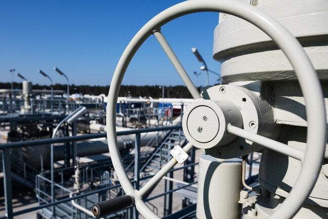 روسیه امسال ۵.۶ میلیارد مترمکعب گاز از نورداستریم ۲ صادر میکند