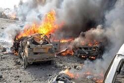 4 PMU forces martyred, 4 injured in explosion in N Baghdad
