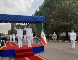 استقبال رسمی از فرمانده نیروی دریایی ارتش پاکستان