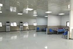 راه اندازی مرکز پذیرش بیماران کرونایی نمایشگاههای دائمی بندرعباس