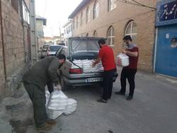 اجرای طرح «احسان الحسین» در گلستان/ ۴۰ هزار پرس غذا توزیع شد