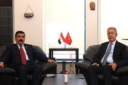 تعاون عراقي تركي في مجال الصناعات الدفاعية