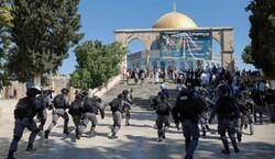 الاقصى خط أحمر والتطبيع طعنة في قلب القضية الفلسطينية