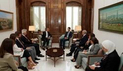 الرئيس السوري يكشف سبب سياسات اوروبا الخاطئة بالمنطقة
