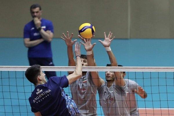 Iran U21, U19 volleyball beat Italy, Argentina in friendlies