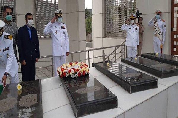 Iranian, Pak navy commanders hold meeting on bilateral ties