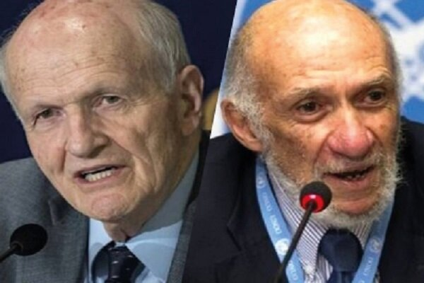 Two US experts talk of Afghanistan development, US policies