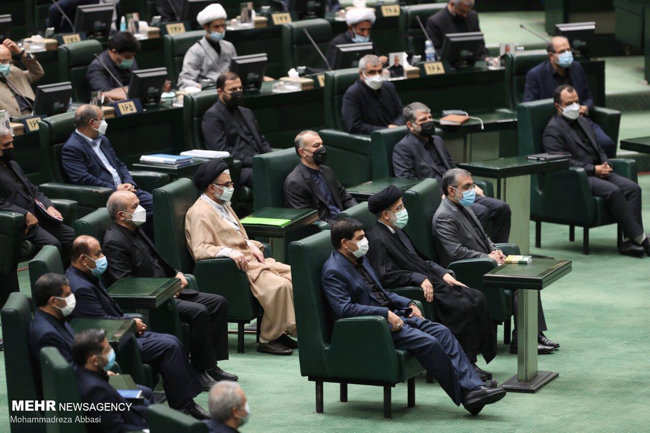 نمایندگان مجلس: رأی اعتماد به وزرای پیشنهادی با ورقه انجام شود