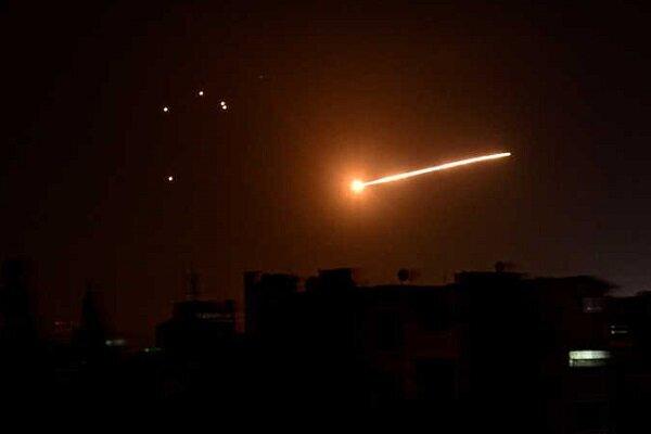 عملکرد خیره کننده آتشبارهای پدافند سوریه در برابر تل آویو