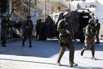 İsrail güçleri Kudüs'te bir Filistinliyi yaraladıktan sonra gözaltına aldı