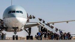 Britanya, Afganistan'dan tahliye sürecini tamamladı