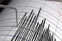 زمین لرزه ۳.۲ ریشتری شهر سی سخت را لرزاند